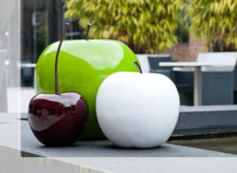 Pomme de décoration