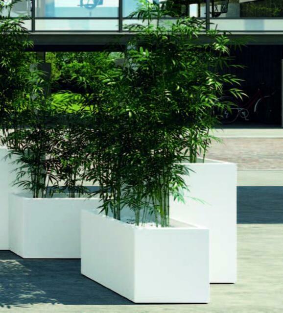 euro3plast jardini re basse kube. Black Bedroom Furniture Sets. Home Design Ideas
