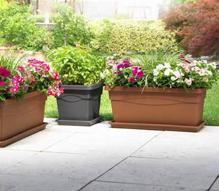 jardini res couleurs jardini res pour terrasse bacs fleurs. Black Bedroom Furniture Sets. Home Design Ideas